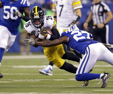 Nate Hairston, Le'Veon Bell