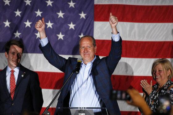 APTOPIX Special Election North Carolina