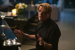 This image released by Focus Features shows Eddie Izzard in a scene from