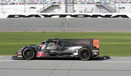 IMSA Rolex Castroneves Auto Racing