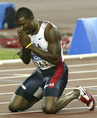 Justin Gatlin Documentary Athletics