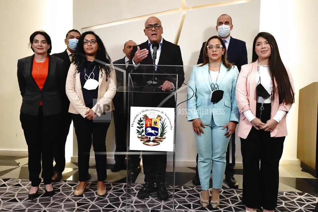 Mexico Venezuela Dialogue