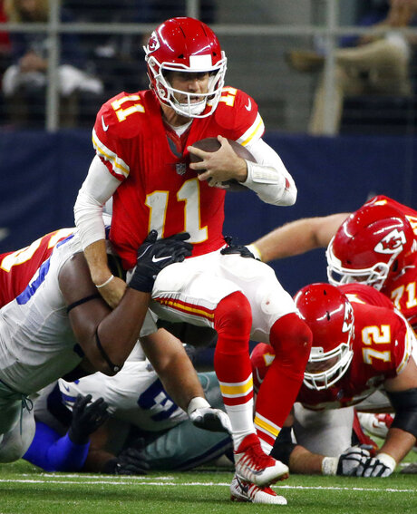 David Irving, Alex Smith