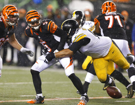 Bengals Rivalry Revisited Football