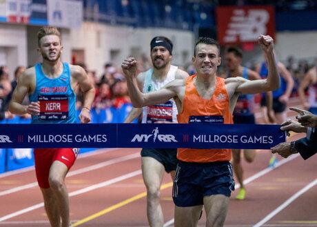 Millrose Games Athletics