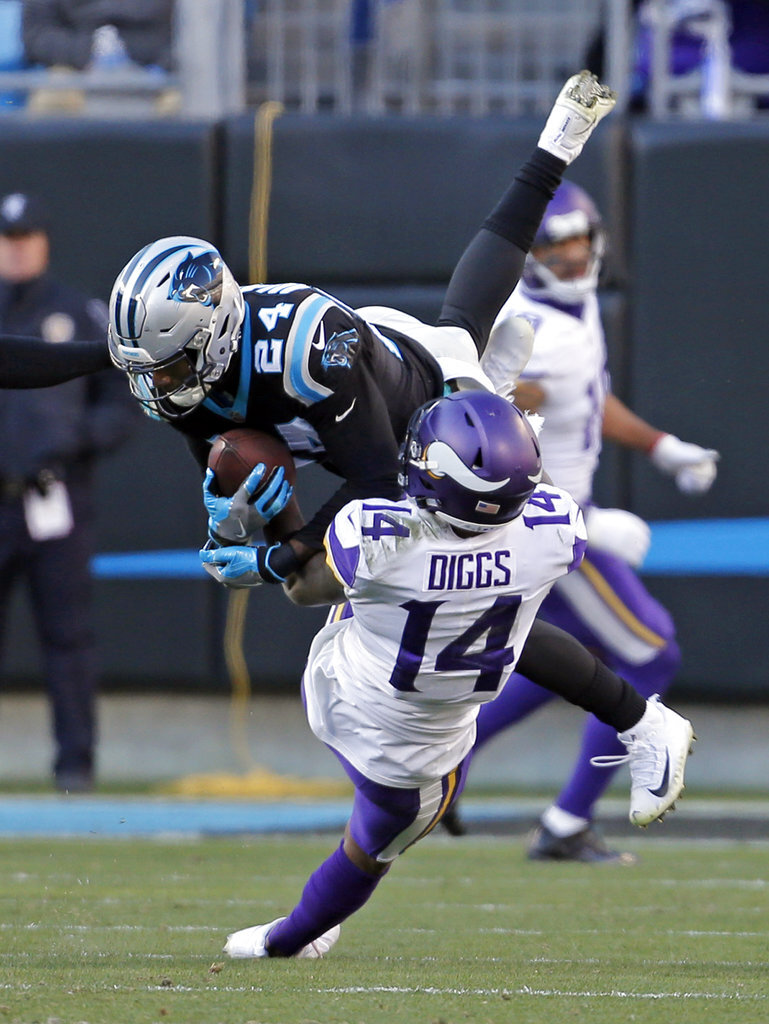 James Bradberry, Stefon Diggs