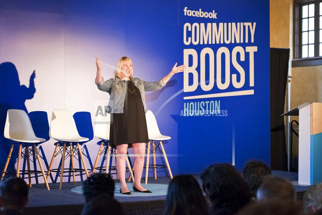 Facebook Community Boost – Houston Kickoff