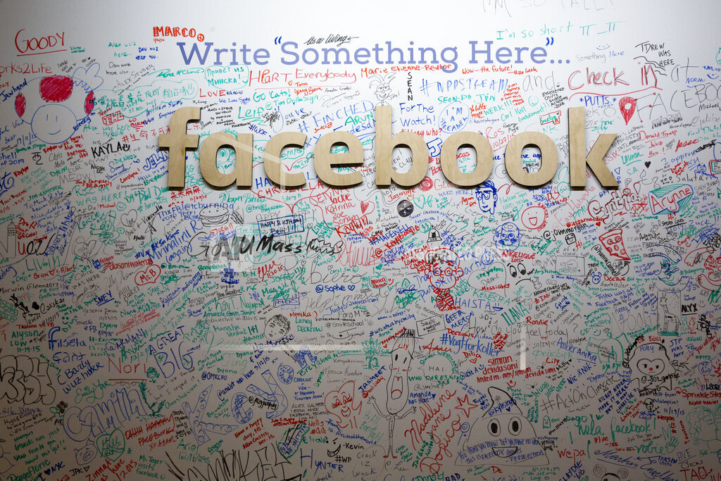 Facebook Signature Wall