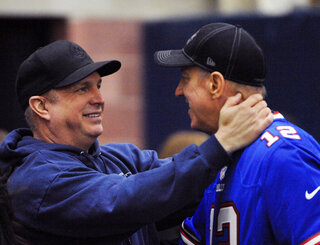 Garth Brooks, Jim Kelly