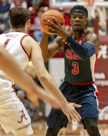 Mississippi Alabama Basketball