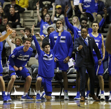 Middle Tennessee Vanderbilt Basketball