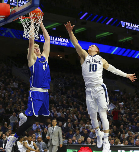 Jacob Epperson, Donte DiVincenzo