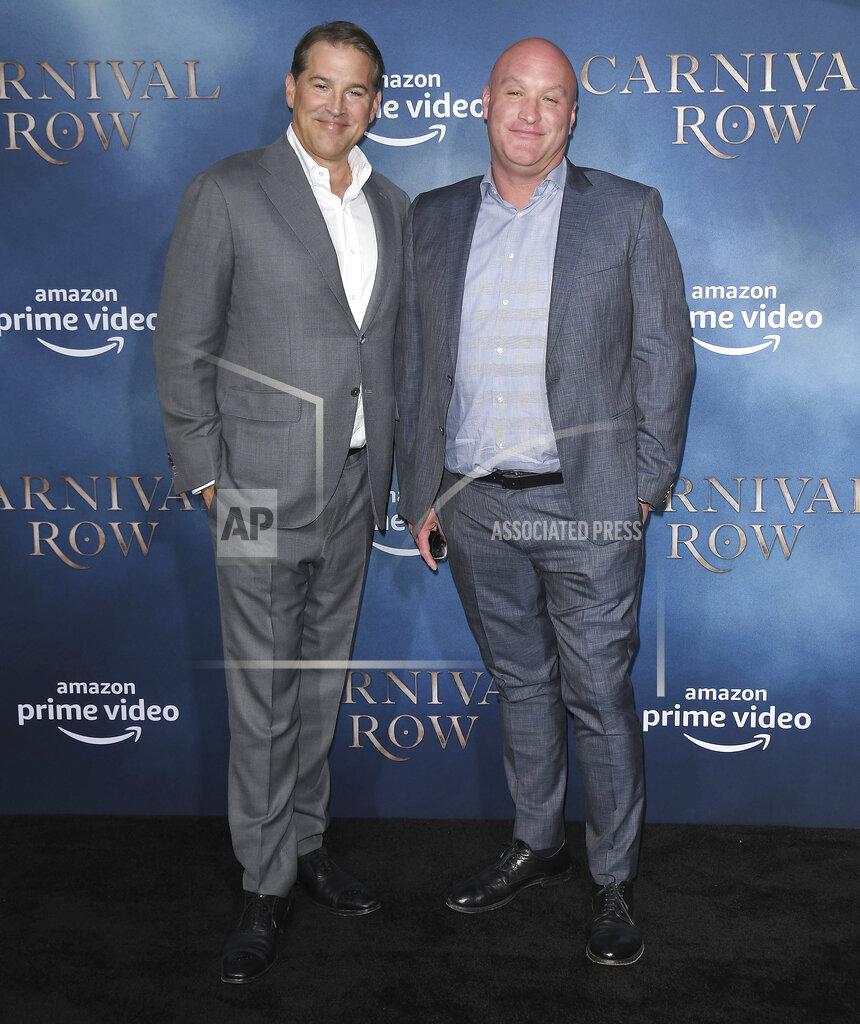 CA: Amazon's CARNIVAL ROW Los Angeles Premiere - Arrivals