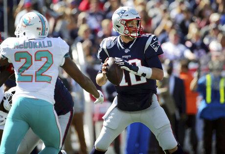 Tom Brady, T.J. McDonald