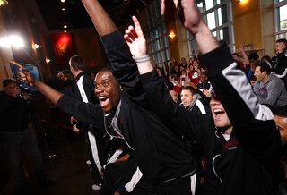 Harvard NCAA Basketball
