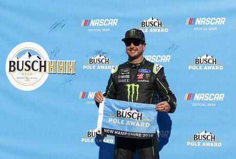 NASCAR New Hampshire Auto Racing