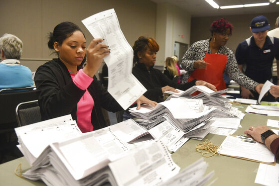 Election Recount News Guide