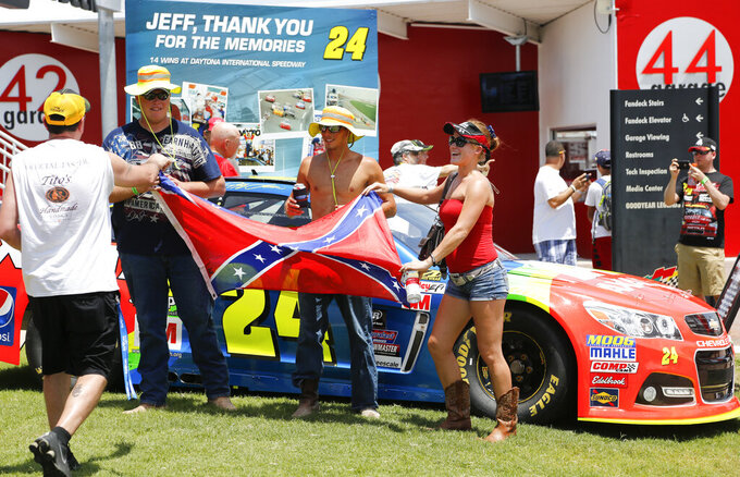 Social justice at NASCAR's forefront as new season begins