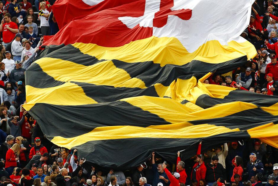 Penn St Maryland Football