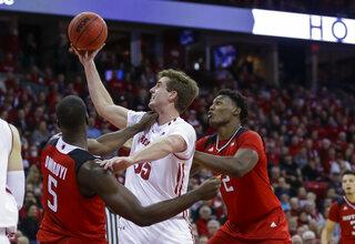 Rutgers Wisconsin Basketball