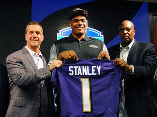 Draft Ravens Stanley