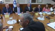 Mideast Cabinet