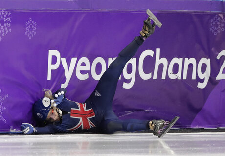 Pyeongchang Olympics Short Track Speed Skating Women