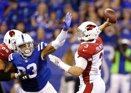 Cardinals Colts Football
