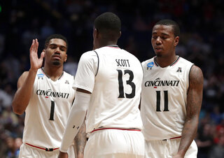 NCAA Georgia State Cincinnati Basketball