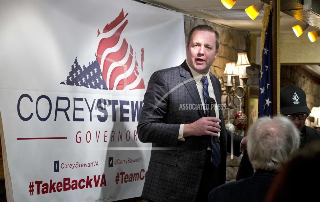 Virginia Election Stewart