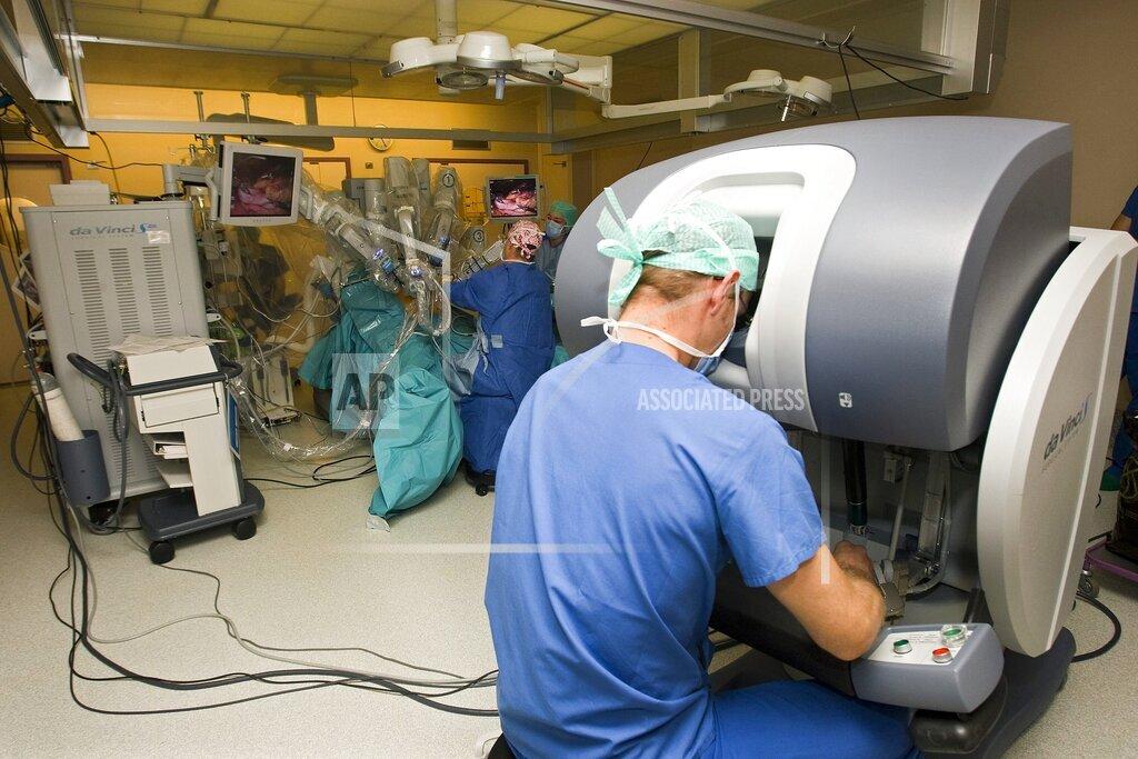 Switzerland Robotic Surgery