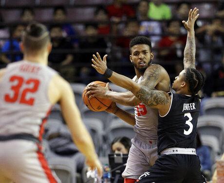 Cincinnati Houston Basketball