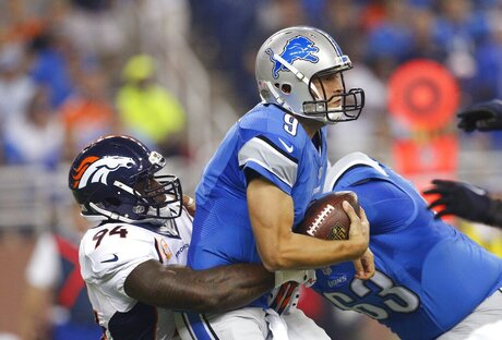 Matthew Stafford, DeMarcus Ware