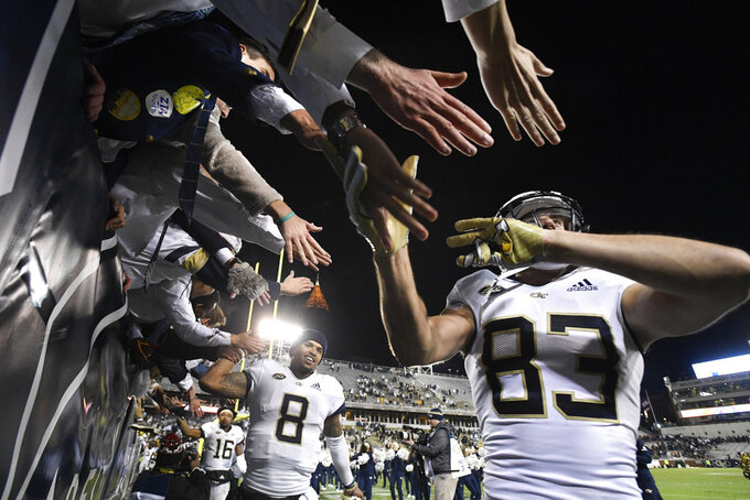 Georgia Tech flips disappointing season with 3 straight wins