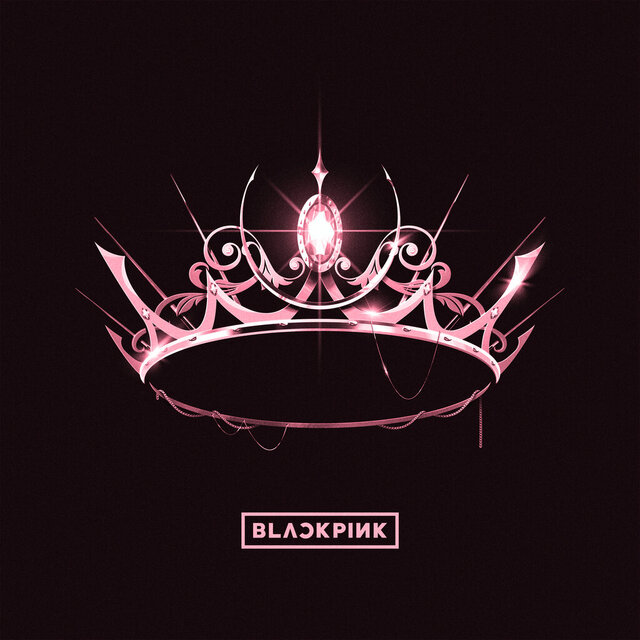 This cover image released by YG Entertainment/Interscope shows