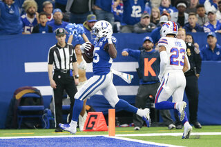 Bills Colts Football