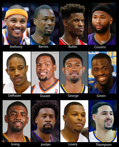 Mens Preview Basketball Olympics