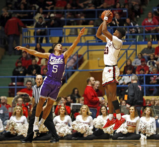 Abilene Christian Texas Tech Basketball