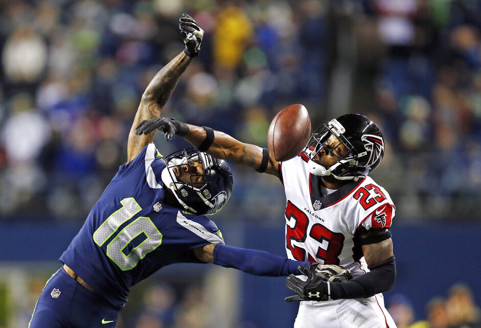 Paul Richardson, Robert Alford
