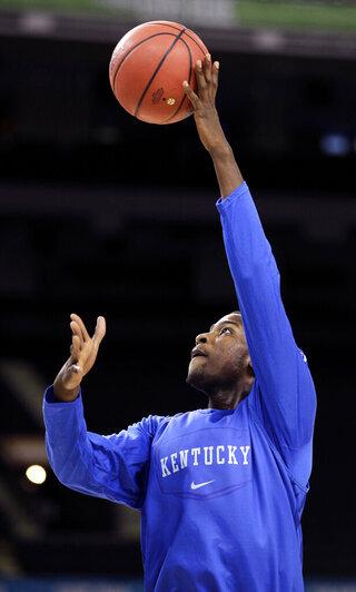 NCAA Final Four Kentucky Basketball