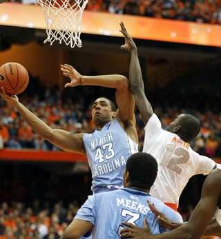James Michael McAdoo, Baye Moussa Keita
