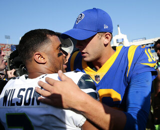 Rams Seahawks Preview Football