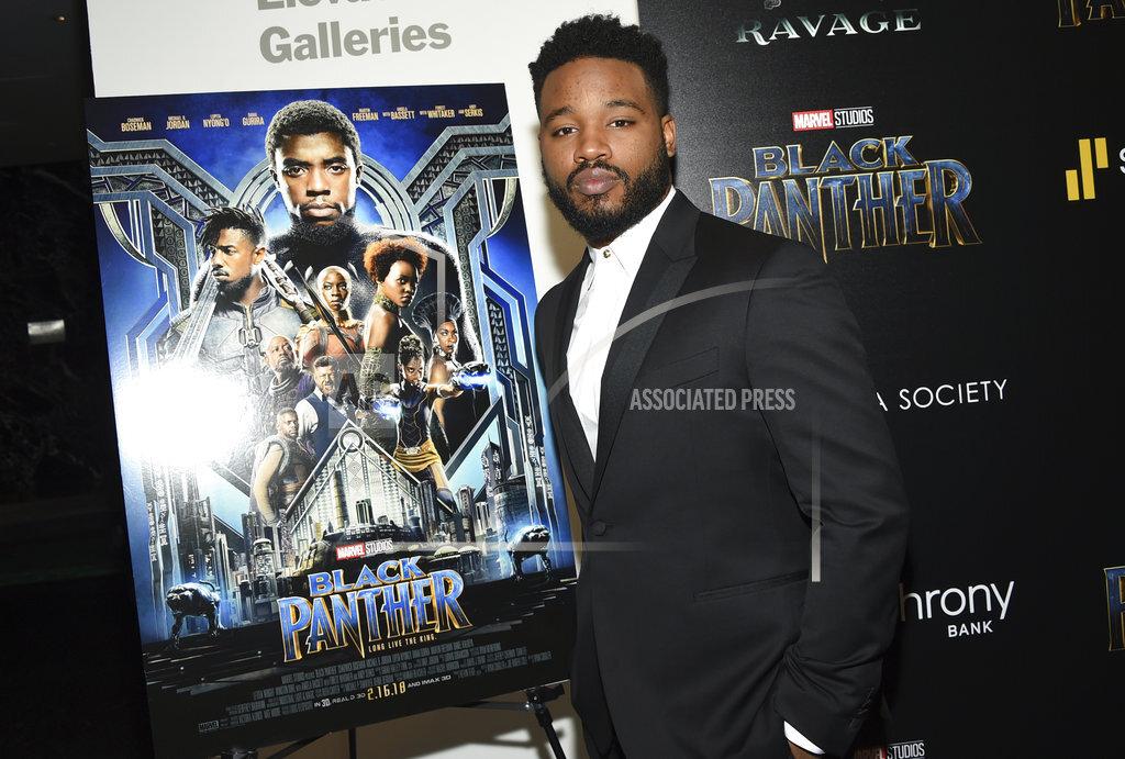 Film-Black Panther-Oscars