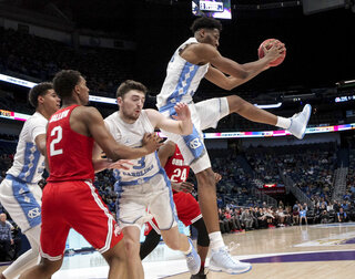 Ohio St North Carolina Basketball