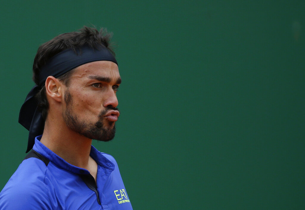 Fabulous Fabio Fognini stuns Rafa Nadal to reach Monte Carlo Masters final