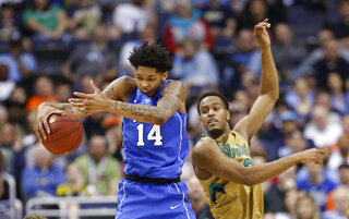 Brandon Ingram, V.J. Beachem