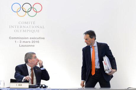 Switzerland IOC