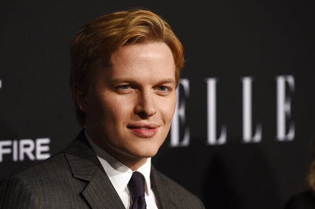 "FILE - This Oct. 15, 2018 file photo shows Journalist Ronan Farrow at the 25th Annual ELLE Women in Hollywood Celebration in Los Angeles. Farrow is up for a literary honor from the National Book Critics Circle. His ""Catch and Kill,"" which tracks his Weinstein reporting, is a finalist for autobiography. (Photo by Chris Pizzello/Invision/AP, File)"