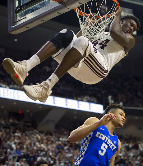 Robert Williams, Kevin Knox