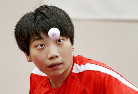 Table Tennis China Exodus